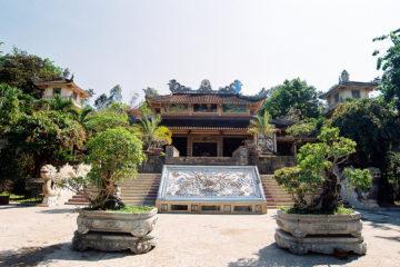 Chùa Long Sơn Tại Nha Trang