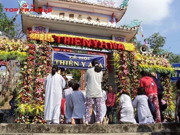 Am Chúa Ở Nha Trang