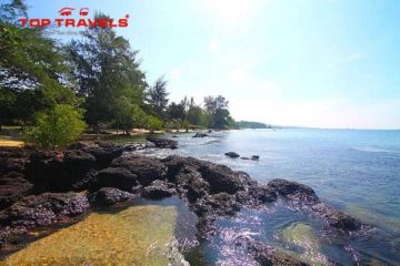 Bãi Biển Ông Lang ở Phú Quốc