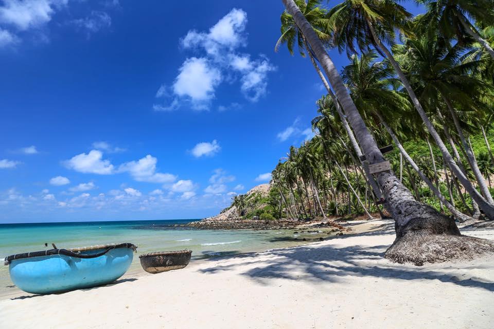 Bãi Cây Mến ở đảo Nam Du - Điểm Tham Quan Du Lịch Đảo Nam Du