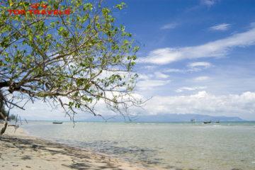 Bãi Thơm tại Đảo Phú Quốc