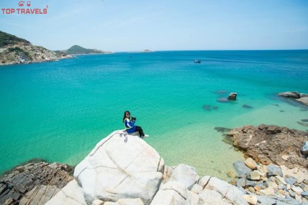 Bãi Tắm An Hải Côn Đảo
