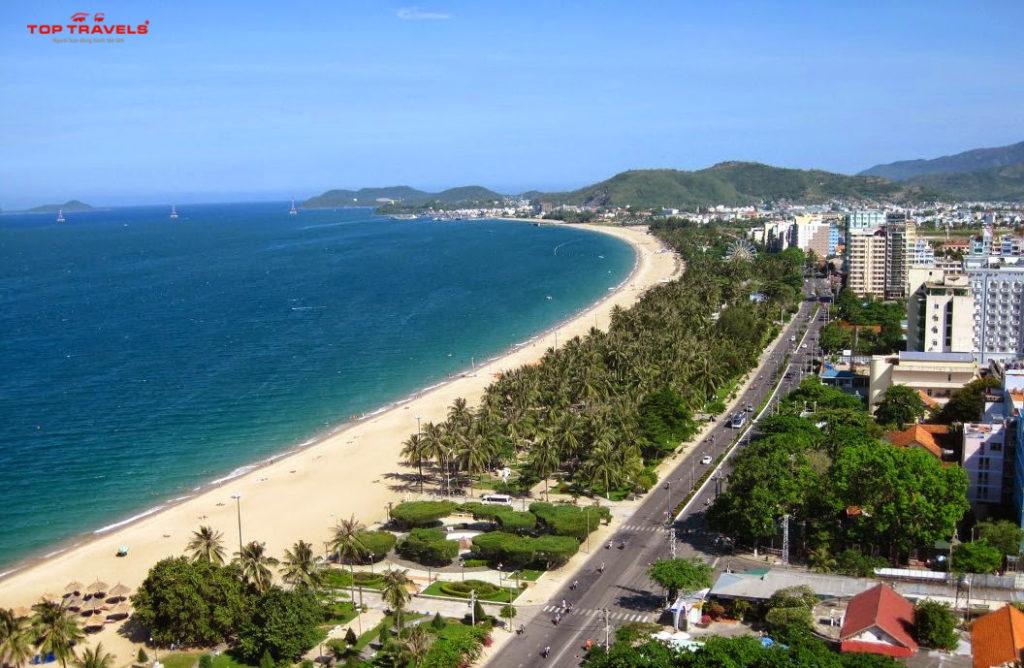 Bãi Biển Trần Phú Nha Trang