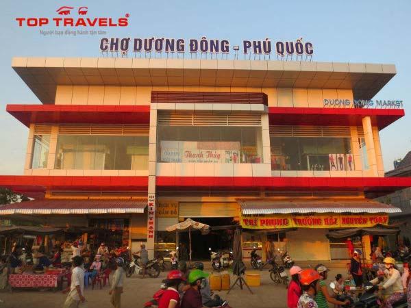 Chợ Dương Đông Tại Phú Quốc