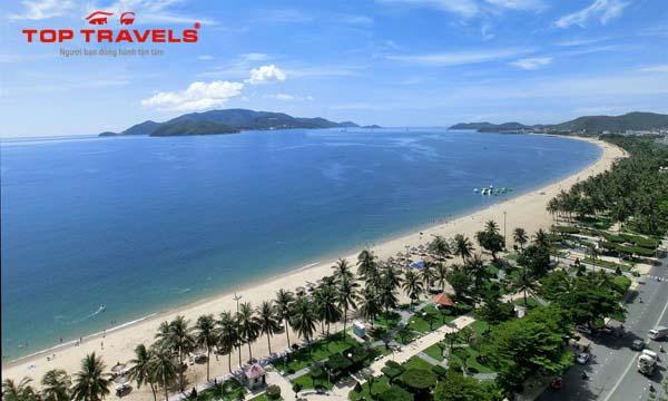 Công viên Bạch Đằng ở Nha Trang