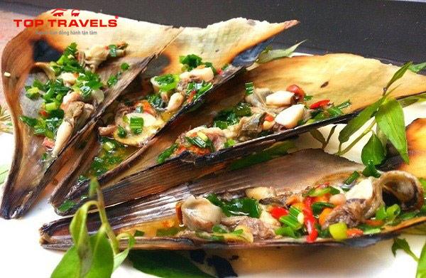 Du lịch Phú Quốc nếm thử đặc sản Sò mai Phú Quốc