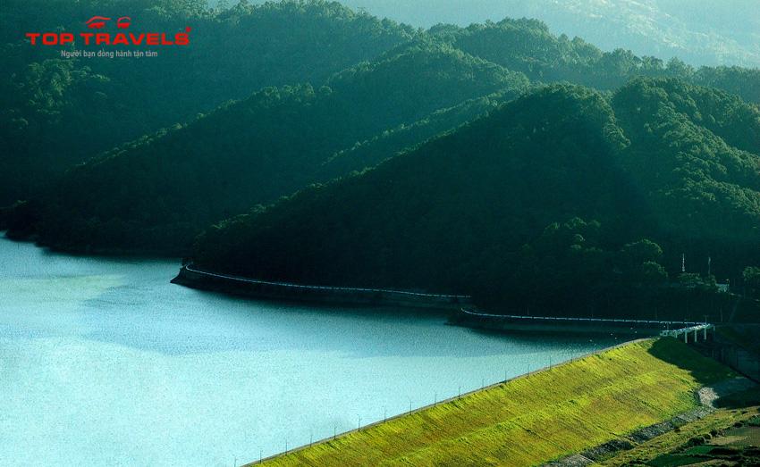 Hồ Đa Nhim Tại Đà Lạt
