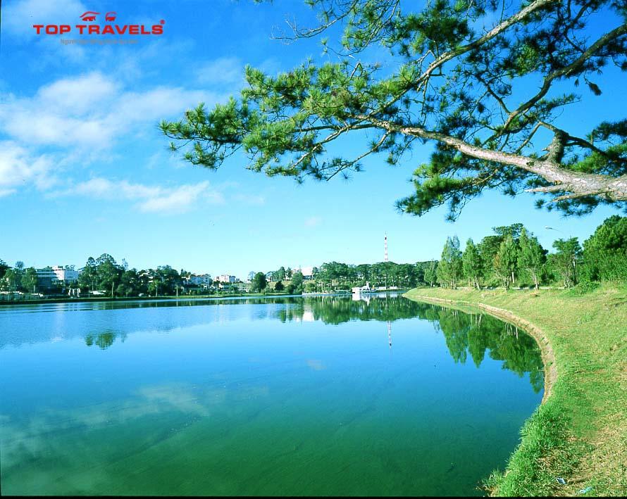 Hồ Than Thở Tại Đà Lạt