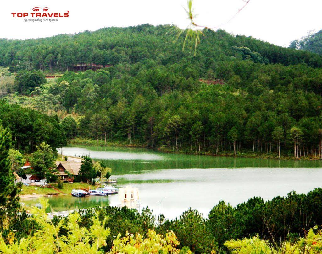 Hồ Tuyền Lâm Tại Đà Lạt