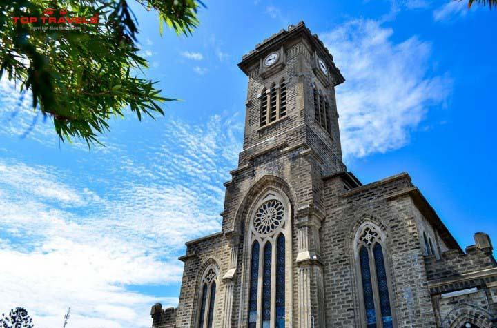 Nhà thờ núi tại Nha Trang
