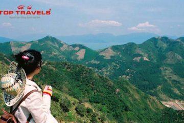 Núi Cô Tiên ở Nha Trang