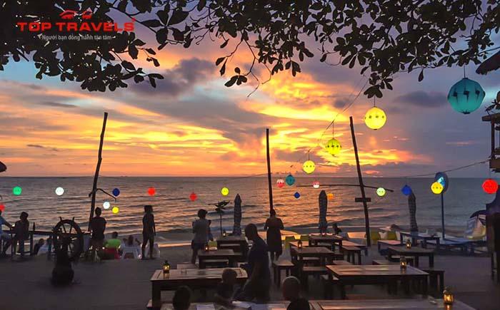 Du Lịch Phú Quốc Check In Rory's Beach Bar
