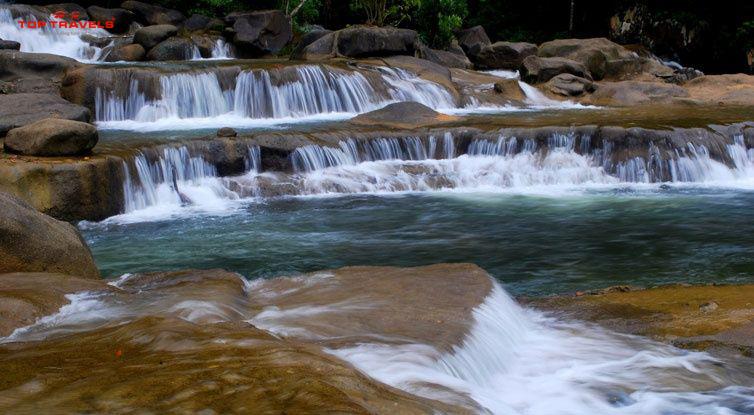 Du lịch Suối Ba Hồ Nha Trang