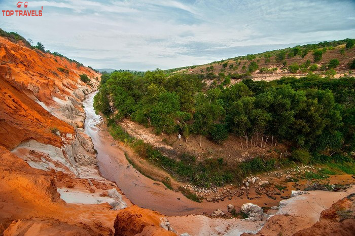 Suối Tiên Tại Mũi Né Phan Thiết