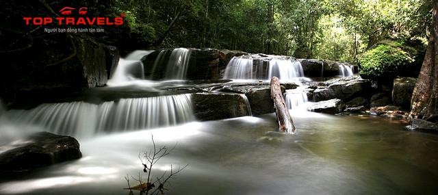 Suối Tranh Tại Phú Quốc