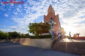 Tháp Trầm Hương - Biểu tượng của thành phố biển Nha Trang