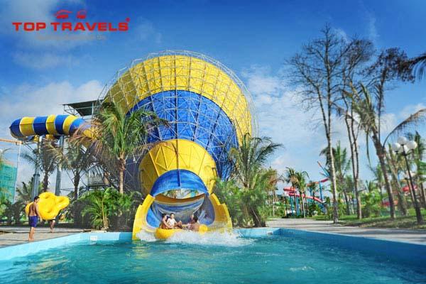 Thiên đường nghỉ dưỡng ở Vinpearl Phú Quốc