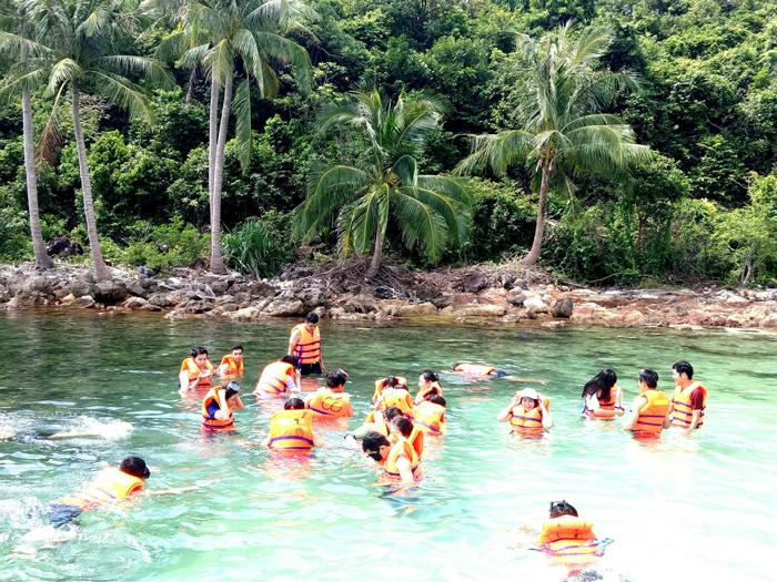 Tour Đảo Nam