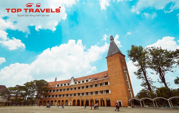 Trường Cao đẳng Sư phạm Đà Lạt - di sản kiến trúc thế giới