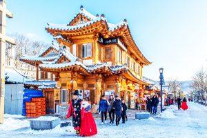 Tour Han Quoc Top Travels