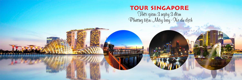 Tour du lich Singapore Top Travels