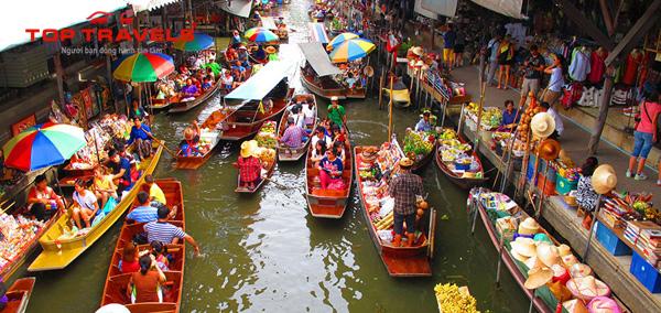 10 Tour Nên Thử Nếu Bạn Du Lịch Bangkok Với Ngân Sách Hạn Hẹp