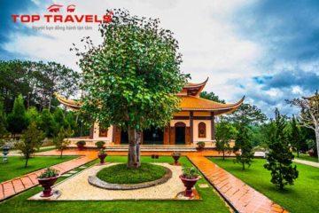 3 ngôi chùa thiêng nổi tiếng nhất Đà Lạt