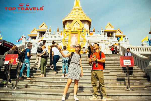 5 Chiêu Lừa Đảo Phổ Biến Nhất Tại Bangkok