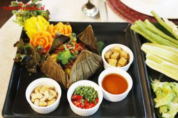5 Nhà Hàng Ăn Chay Ở Bangkok Thái Lan