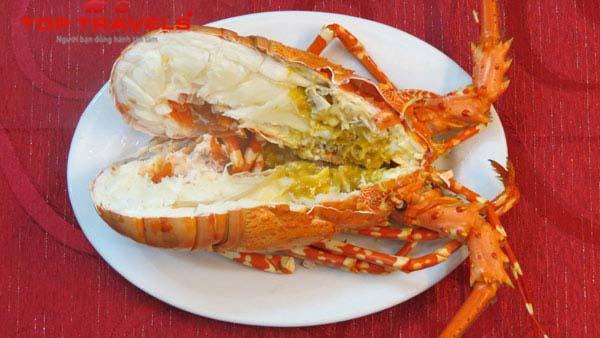 9 món ăn ngon ở đảo Bình Ba