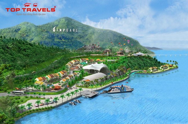 Vinpearlland -9 địa điểm du lịch Nha Trang