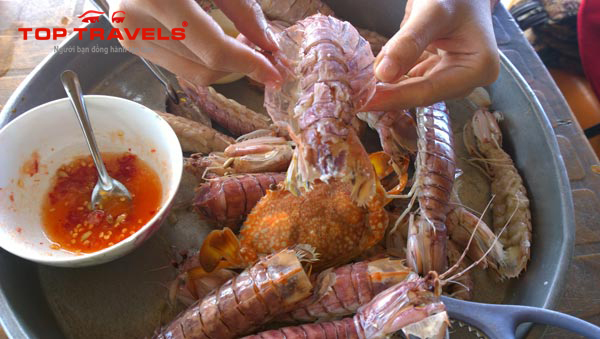 Ăn uống ở Hòn Sơn Kiên Giang