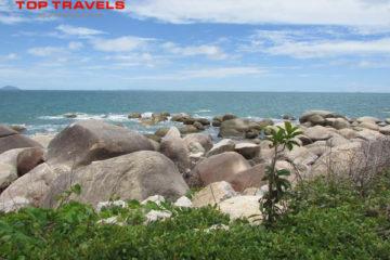 Bãi đá chài ở Hòn Sơn Kiên Giang