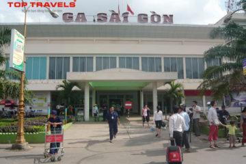 Vé Tàu Hỏa Từ Sài Gòn Đi Nha Trang