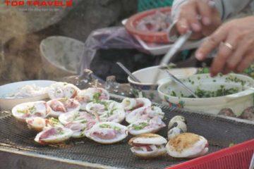 Bánh Căn Hải Sản Bình Ba