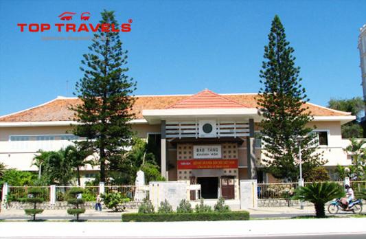 Bảo tàng tỉnh Khánh Hòa Tại Nha Trang