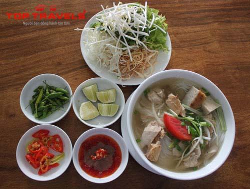 Bún Lá Cá Dầm - Ẩm thực Nha Trang