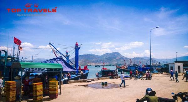 Cảng Ba Ngòi Cam Ranh