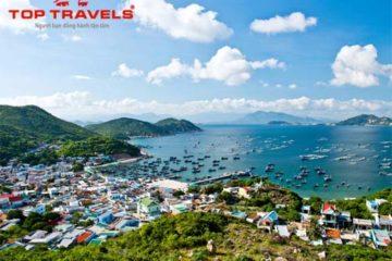Đảo Bình Ba Tại Nha Trang