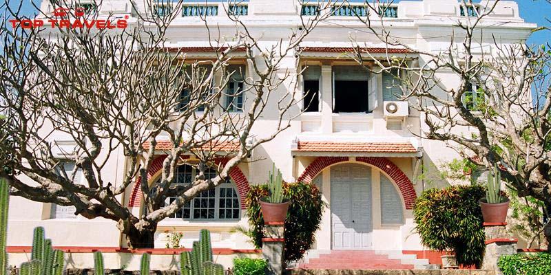 Dinh Bảo Đại -9 địa điểm du lịch Nha Trang