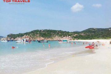 Du Lịch Đảo Bình Ba Khám Phá Bãi Sa Huỳnh