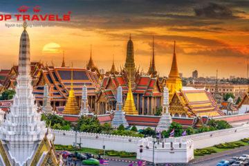 Du Lịch Thái Lan Khám Phá Bangkok 2 Ngày 1 Đêm