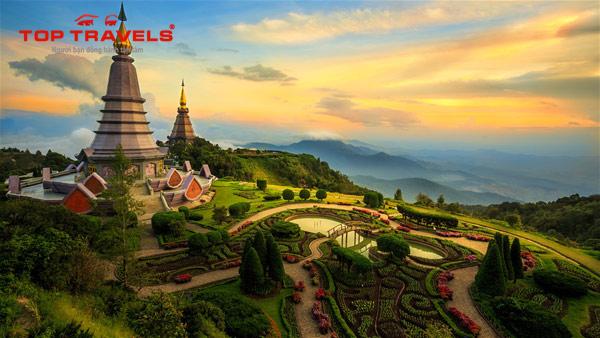 Du Lịch Thái Lan Khám Phá Chiang Mai 3 Ngày 2 Đêm