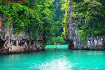 Du lịch Thái Lan khám phá Phang Nga 2 ngày 1 đêm