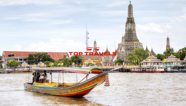 Du Ngoạn Tàu Thủy Tốc Hành Bangkok - Nonthabur