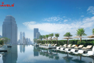 Top 10 Khách Sạn Tốt Nhất Gần Trạm BTS Và MRT Bangkok