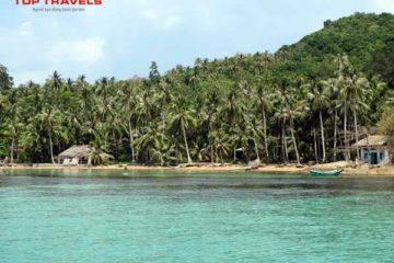 Hòn Dầu ở quần đảo Nam Du