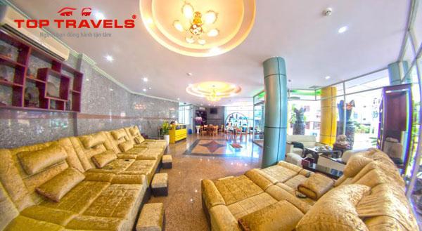 Khách sạn Con Nhộng Asia Home