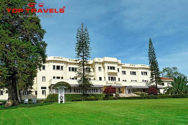 Khách sạn Dalat Palace Ở Đà Lạt