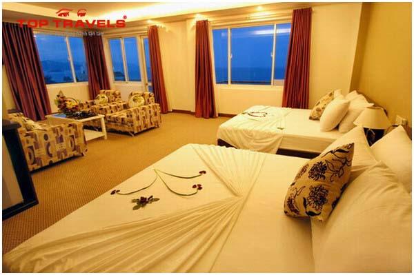 Khách sạn giá rẻ tại Nha Trang